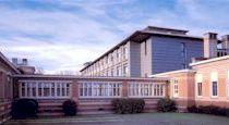 Een gebouw van het UVC Brugmann (site Horta)