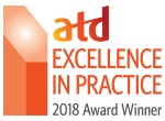 ATD Excellence in Practice Award 2018