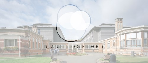 Care. Together : the strategy of the CHU Brugmann