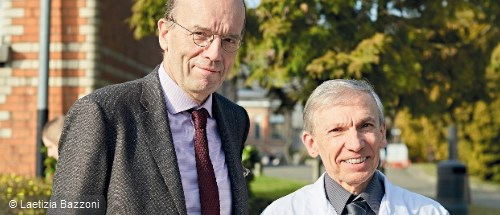 A new duo at the head of the Medical Directorate of the CHU Brugmann
