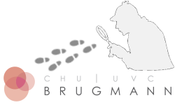"Search the website ""www.chu-brugmann.be"""