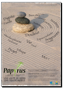 Poster 'Papyrus'